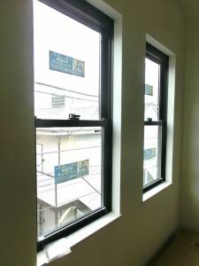 2階からの眺望