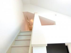 203ロフト階段